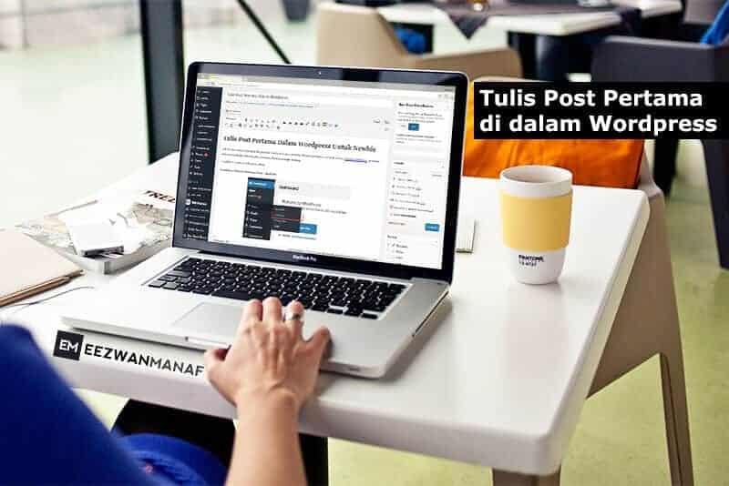 tulis post baru