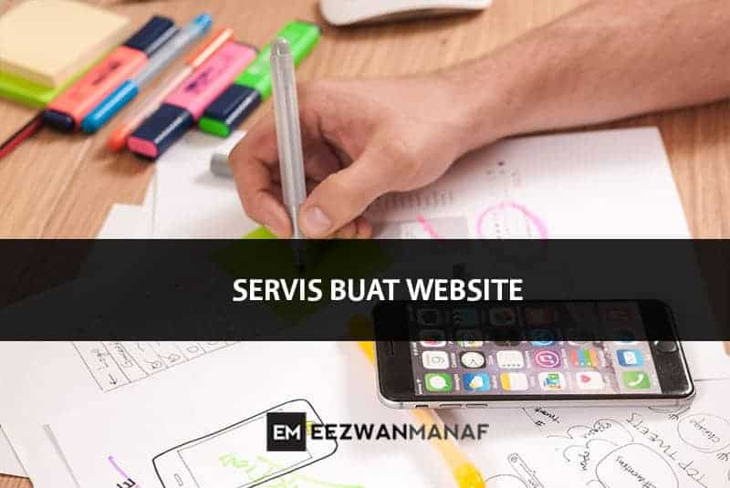 servis buat website